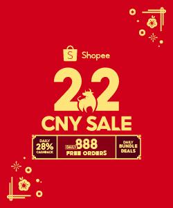 Shopee CNY